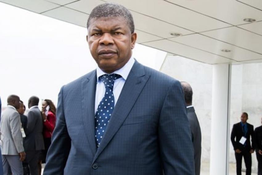 João Lourenço felicita Guiné-Bissau por avanços positivos na constituição do Governo