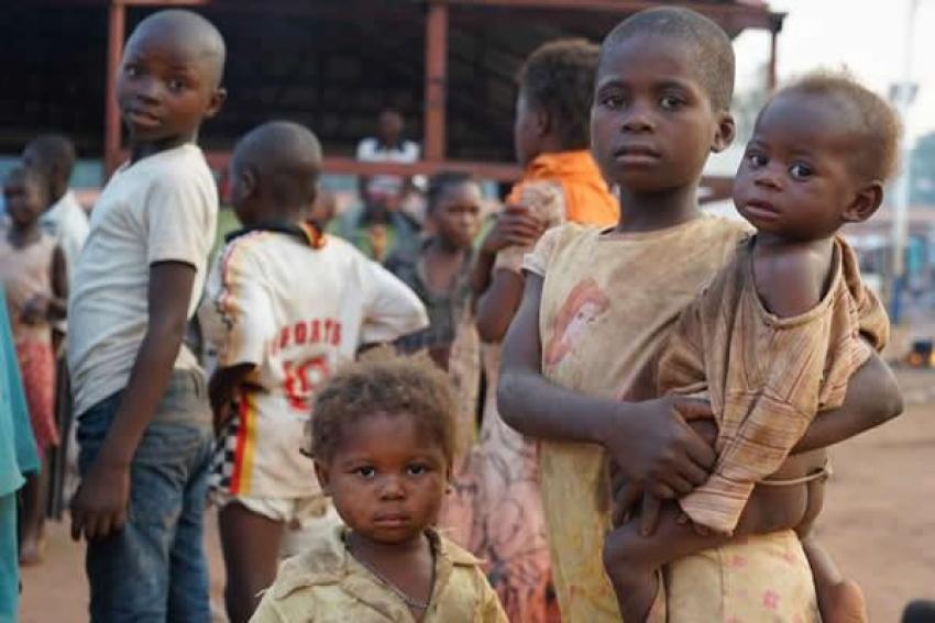 Um milhão de angolanos afetados pela seca no sul de Angola
