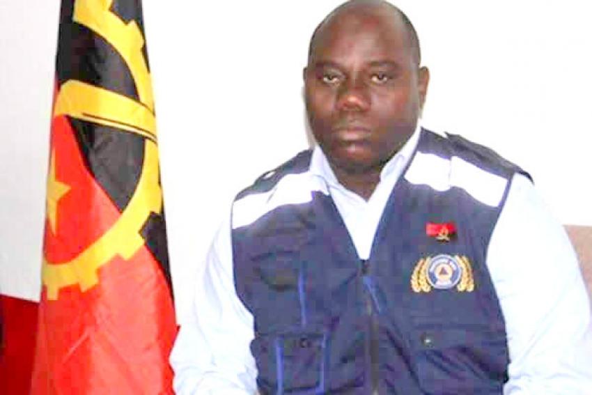 Comandante dos bombeiros no Namibe encontra-se em prisão preventiva