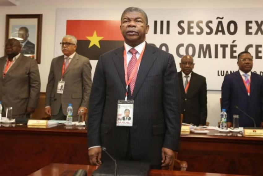 MPLA analisa documentos do Congresso da JMPLA
