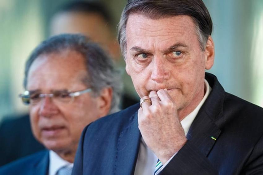 Mais de metade dos brasileiros não confia no governo em Bolsonaro