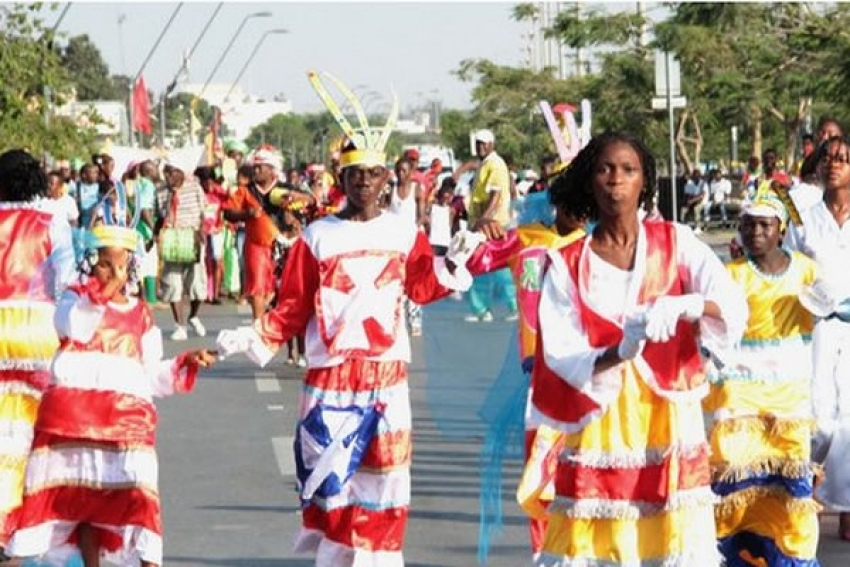 Grupo União Recreativo Kilamba vence Carnaval de Luanda