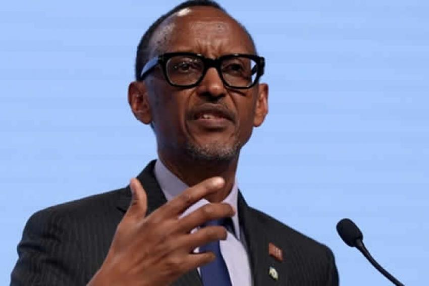 Presidente do Ruanda na quarta-feira em Luanda para encontro privado com homólogo angolano