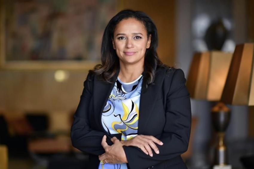 Angola não consegue notificar Isabel dos Santos
