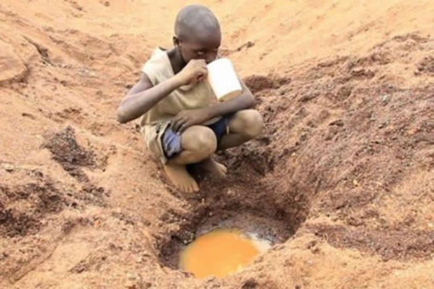 Angola com alto risco de fome e discriminação por causa de mudanças climáticas