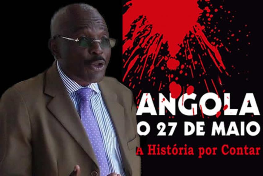 """Sobrevivente do 27 de Maio de 1977 pede a Angola que assuma """"barbaridade"""""""