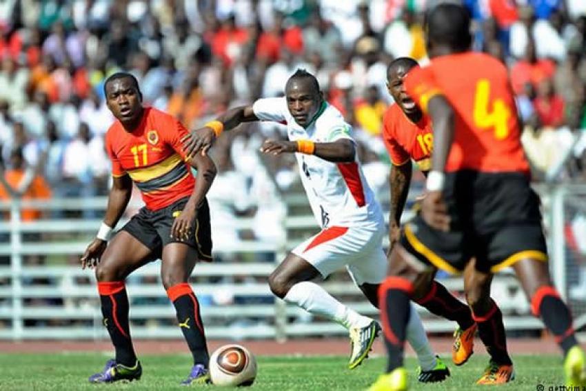 Federação Angolana de Futebol precisa de 100 mil euros no apuramento para a CAN