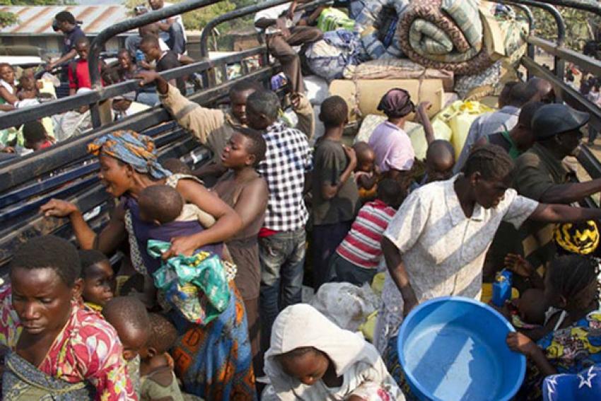 ONU diz que saída de 200 mil congoleses de Angola pode criar crise humanitária