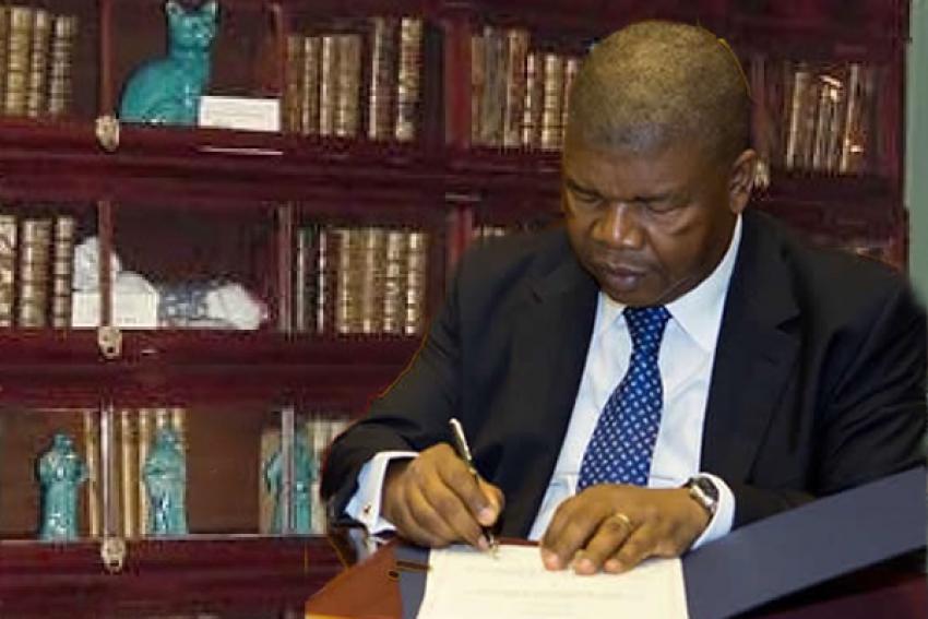 Presidente de Angola autoriza venda de bens imóveis diplomáticos em quatro países