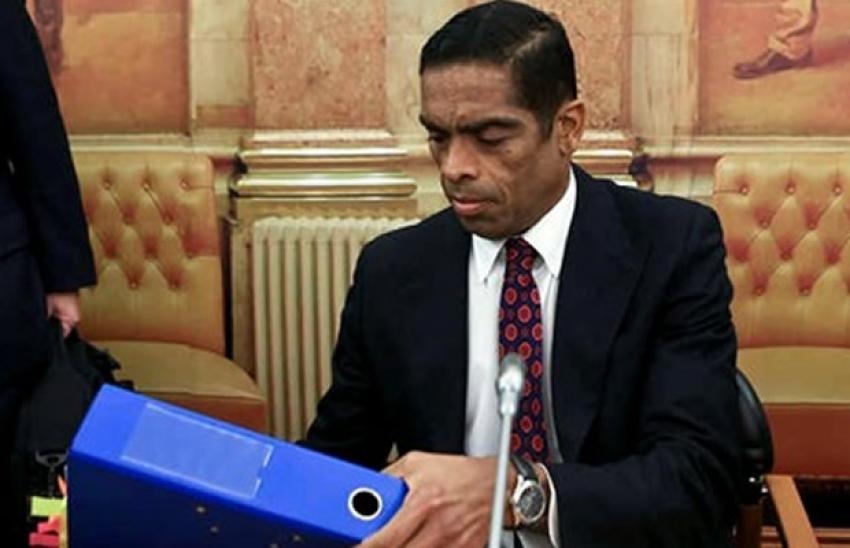 Álvaro Sobrinho (ex-BESA) estranha notificação do Tribunal Provincial de Luanda através de um edital