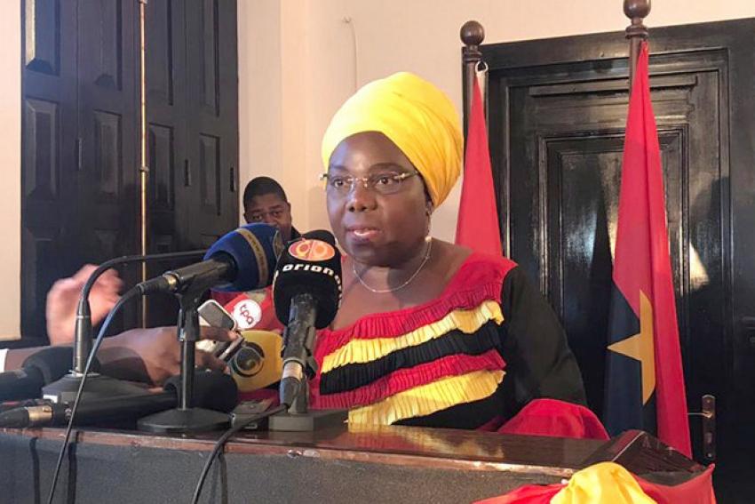 """Combate à corrupção em Angola precisa de """"verdadeiros patriotas"""" - MPLA"""