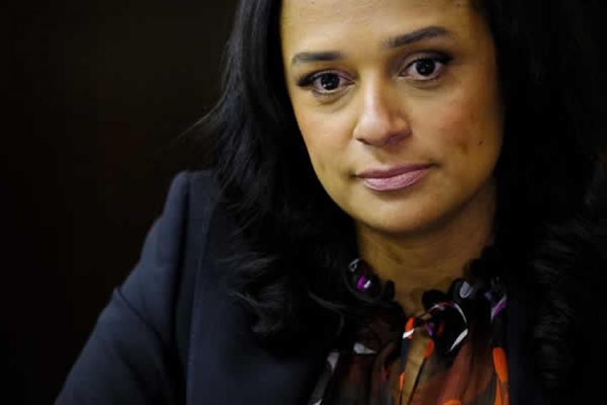 """Isabel dos Santos: """"Alegada investigação criminal"""" em curso vai ter como destino o """"arquivamento"""""""