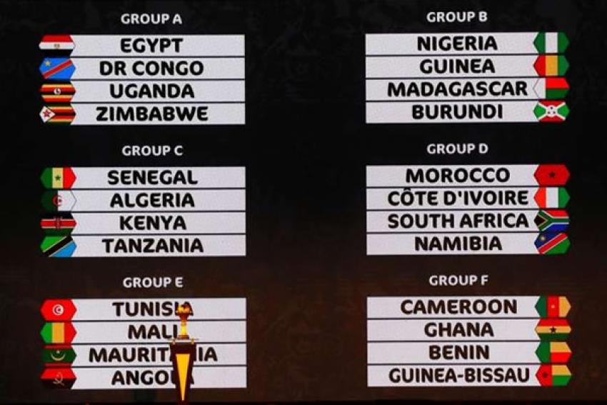 CAN2019: Angola reencontra Mali e Mauritânia no grupo E