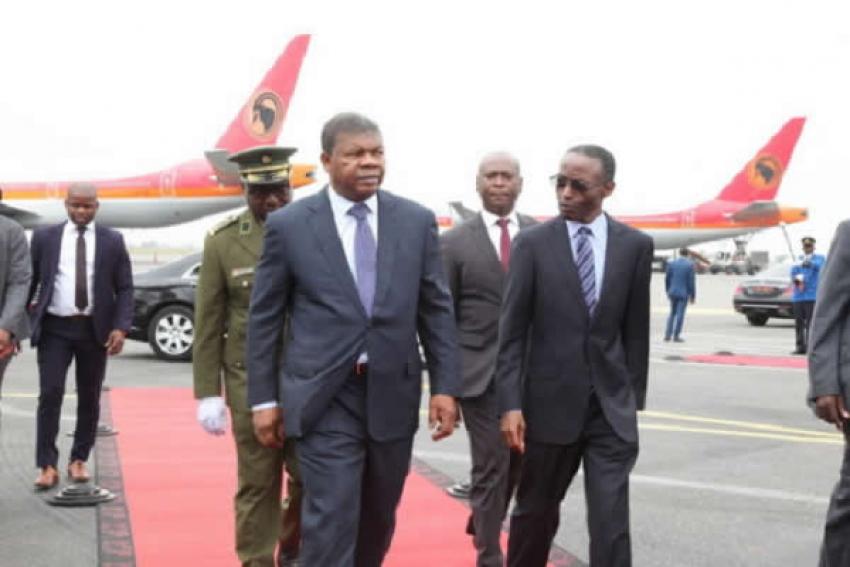 França é o primeiro destino oficial do Presidente angolano no Ocidente