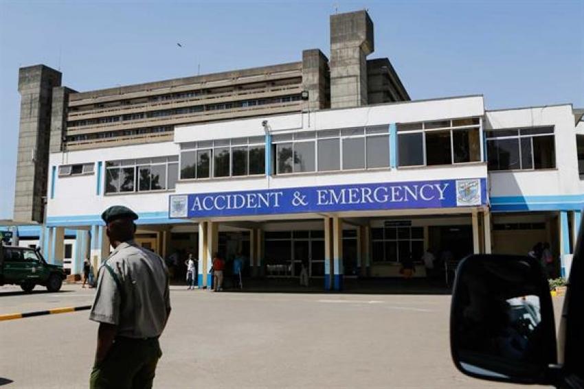 Quénia - Médicos fazem operação ao cérebro no paciente errado
