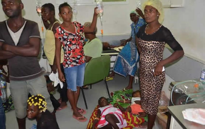 Malária provocou mais de 7.000 mortos em Angola em 2018