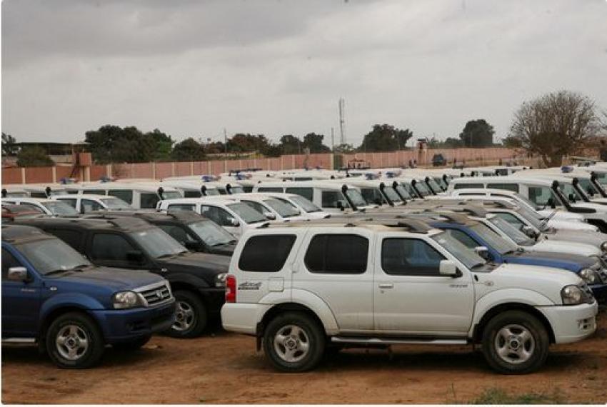 PGR orienta devolução de viaturas retidas aos proprietários
