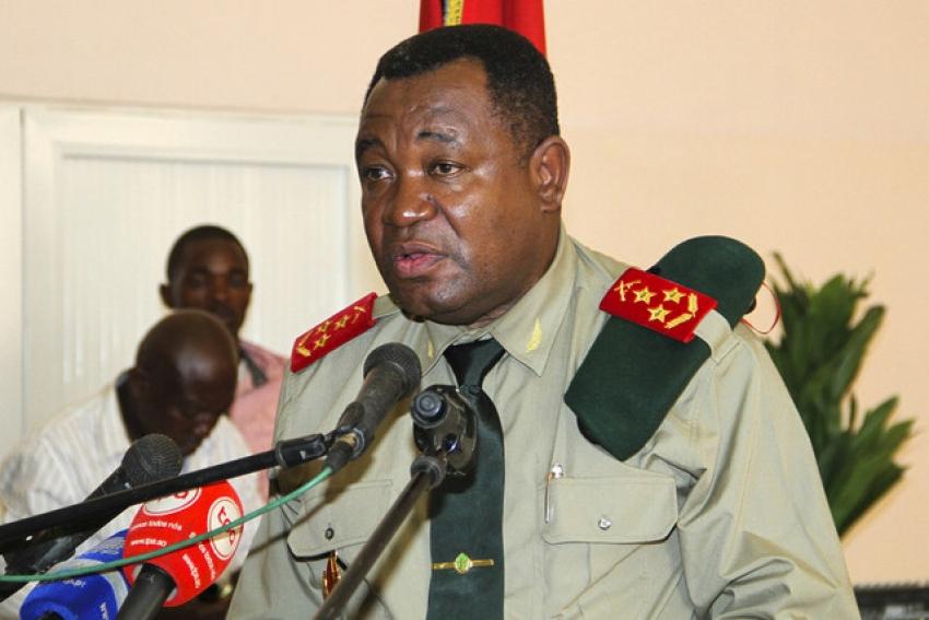 Chefe do Estado-Maior das FAA pede que FLEC apresente provas sobre combates em Cabinda