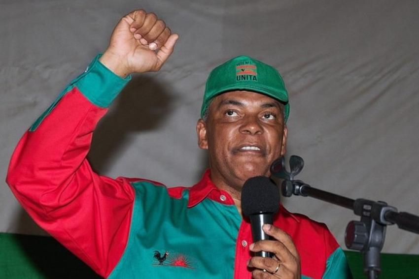 Adalberto da Costa Júnior eleito novo presidente da UNITA