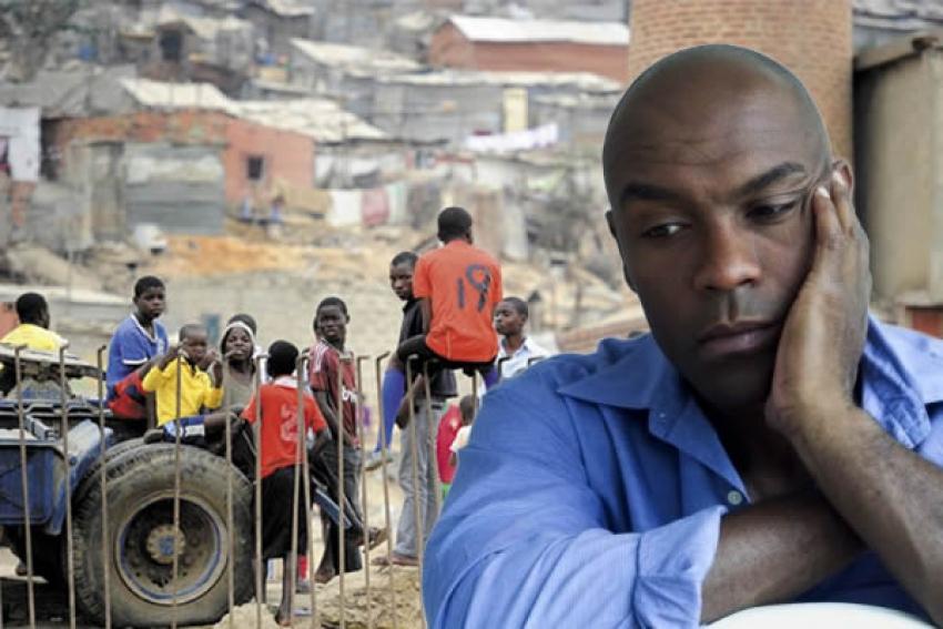 """"""" Stress & frustração escangalhando a vida dos angolanos """""""
