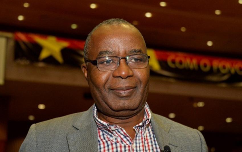 """Marcolino Moco diz que """"João Lourenço tem oportunidade de reconciliar MPLA"""""""