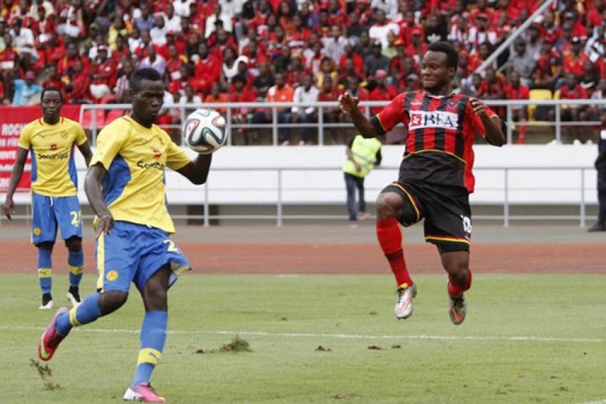 1.º de Agosto vence rival Petro de Luanda e está mais próximo do 'tri' em Angola