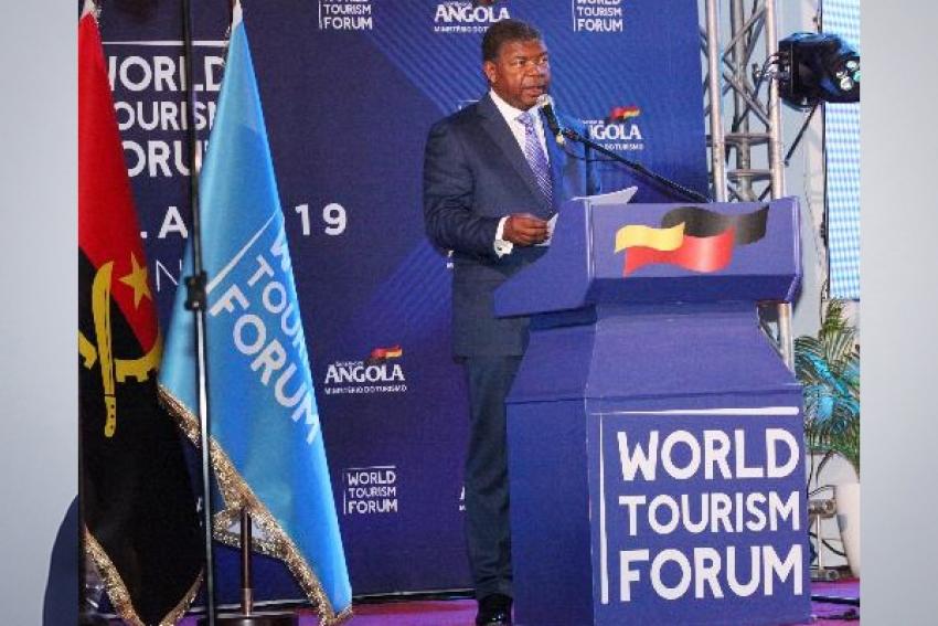 João Lourenço convida operadores turísticos a conhecer e a investir em Angola