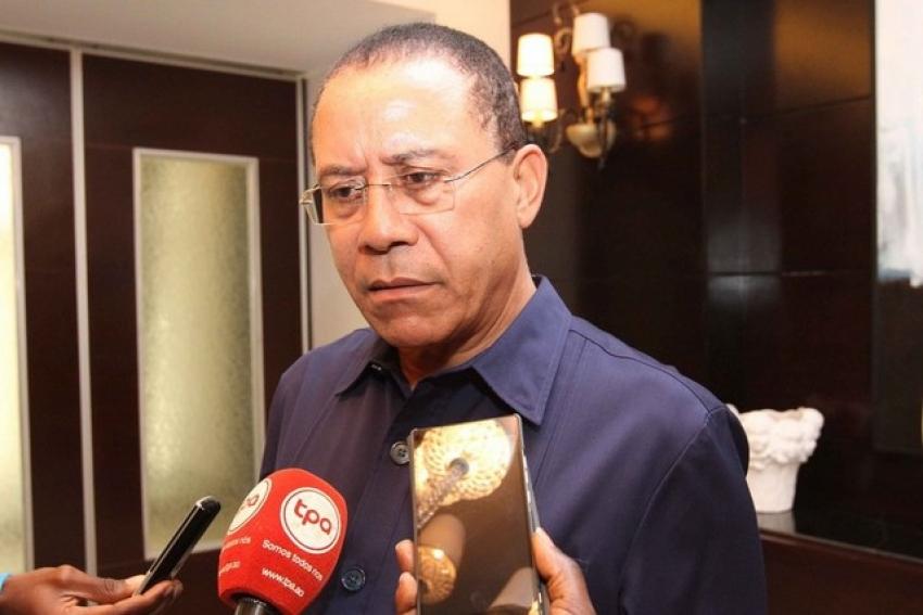 Angola quer melhorar combate à criminalidade organizada transnacional